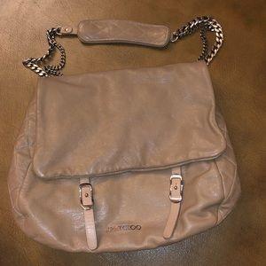 Jimmy Choo Camel Leather Purse